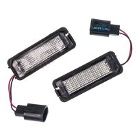 VW 18 LED Licence Number Plate bulbs