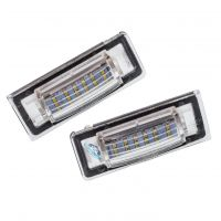 Audi TT 1999-2006 LED Licence Number Plate bulbs